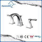 Lavabo 3 Agujero baño grifo del fregadero (AF8032-6)