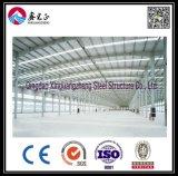 가벼운 강철 구조물 창고 강철 구조물 작업장