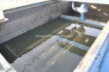 Tratamento de Wastewater municipal através do filtro vertical da fatia