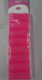 Rolete de cabelo de plástico de moda modelador de cabelo