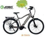 중간 모터 토크 센서 (JB-TDA15L)를 가진 LED 가벼운 고전적인 전기 자전거