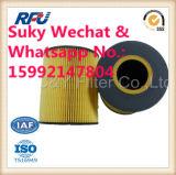 Pièces d'auto de filtre à huile pour Mann utilisé dans le camion (51.05504-0098 E13H D47)