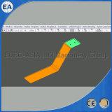 Maquinaria de perfuração e de corte da barra do CNC com software de Gj3d