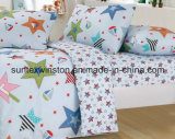 100% полиэстер напечатано летом зимой одеяло для детей