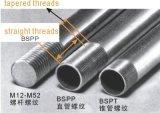 Le filage de tuyaux de haute qualité se matte avec une géométrie de coupe précise