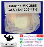 Ostarine (mk-2866) CAS: het Ruwe Poeder Sarm van 841205-47-8/lichaam-Bouwt