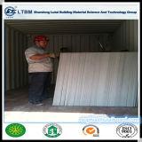 Panneau de partition de revêtement de mur extérieur de panneau de la colle de fibre