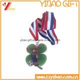 Distintivo stampato abitudine con il nastro (YB-LY-C-03)