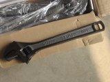 O tipo europeu vanádio do cromo forjou a chave ajustável/chave inglesa