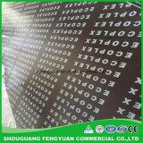 Coffrage en contreplaqué de 18 mm/Film face utilisé pour la construction de contreplaqué