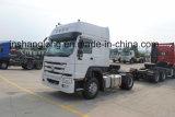 Sinotruk HOWO 6X4 트랙터 트럭 토우 트랙터 40ton (ZZ4257N3241W)
