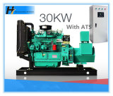 Diesel van de Fabrikant 30kw/37.5kVA van de Motor van Weifang Generator met ATS