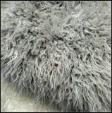 De pelo largo pelaje falso impreso Artificial