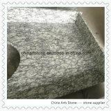 Chinesisches Weiß-Granit-Eitelkeits-Oberseiten