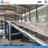 Plaque en marbre artificielle en PVC / Machine d'extrusion de panneaux