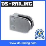 Morsetto Balustrade/45X63 dell'acciaio inossidabile/montaggio di vetro di vetro del corrimano