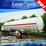40000 Litres Combustible à l'huile Combustible Semi-remorque