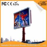 Суперяркий низкая цена полноцветный светодиодный дисплей для установки вне помещений с РП3.91 рекламы системной платы