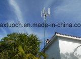 vento 1000W & sistema de energia 400W solar, instalado em Spain