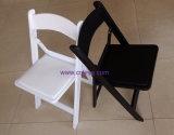 Chaise pliante de mariage en plastique (L-1)