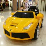 Brinquedos do carro do veículo eléctrico das crianças das portas dobro