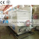 Tipo mezclador automático de la cinta del polvo para la alimentación del puré de las aves de corral