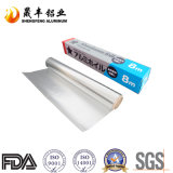 Rodillo del papel de aluminio del hogar para el Bbq del alimento