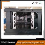 6u Inicio y Wall Oficina montado en rack de servidor