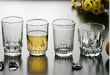 茶ガラス製品Sdy-H0136のための良質のよいガラスコップ