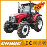 Tractor van de Transmissie van het Ontwerp van de Landbouwtrekker de Nieuwe 90HP 4WD Automatische