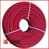 Rote Farben-eingewickelter Deckel-Hochdruckunterlegscheibe-Schlauch