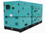 Cummins 200kVA / 160kw Genset com Denyo Type Soundproof Canopy