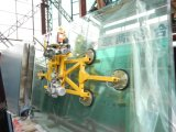 Souleveur du vide Bpd-Rx4/extracteur/chariot en verre de bosselure