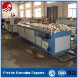 판매를 위한 쌍둥이 나사 PVC 단면도 생산 압출기