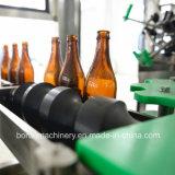 Línea de embalaje automática de llenado de líquidos de bebidas