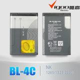 Bateria de telefone móvel para a do Nokia BL-4C