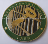 Key Challenge Coin
