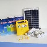 10W LED ökonomisches SolarStromnetz für das Beleuchten des Zweckes