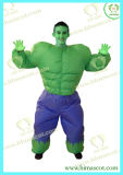 Incredible Hulk Muscle homme Costume gonflable (HI2001033)