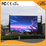 P6.25 visualización a todo color de alquiler de la muestra de la alta calidad al aire libre LED