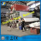Toilette du Chef de machine de fabrication de papier de Chine/machine papier de soie de soie