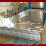 316 304 Hoja de acero inoxidable con películas de PVC