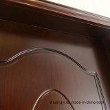 PVC安く内部の固体木のドア