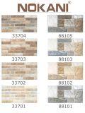 Glasig-glänzender Keramikziegel für Wand-Fliese-Baumaterial
