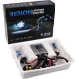 12V 35W 55W Xenon Car HID Lights para Auto 8000k H4 H13 9004 9007