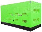 gerador 400kw/500kVA Diesel silencioso super com o motor BRITÂNICO Ce/CIQ/Soncap/ISO de Perkins