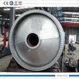 2016 nueva máquina de la pirolisis del neumático de la tecnología 12ton para la venta