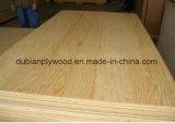 La buena calidad de la madera contrachapada comercial