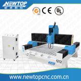 Enrutador de madera del CNC / máquina de grabado de madera para trabajos de la carpintería (1212)