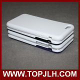 Caja en blanco del teléfono de la PC de la sublimación TPU para el iPhone 6/6s